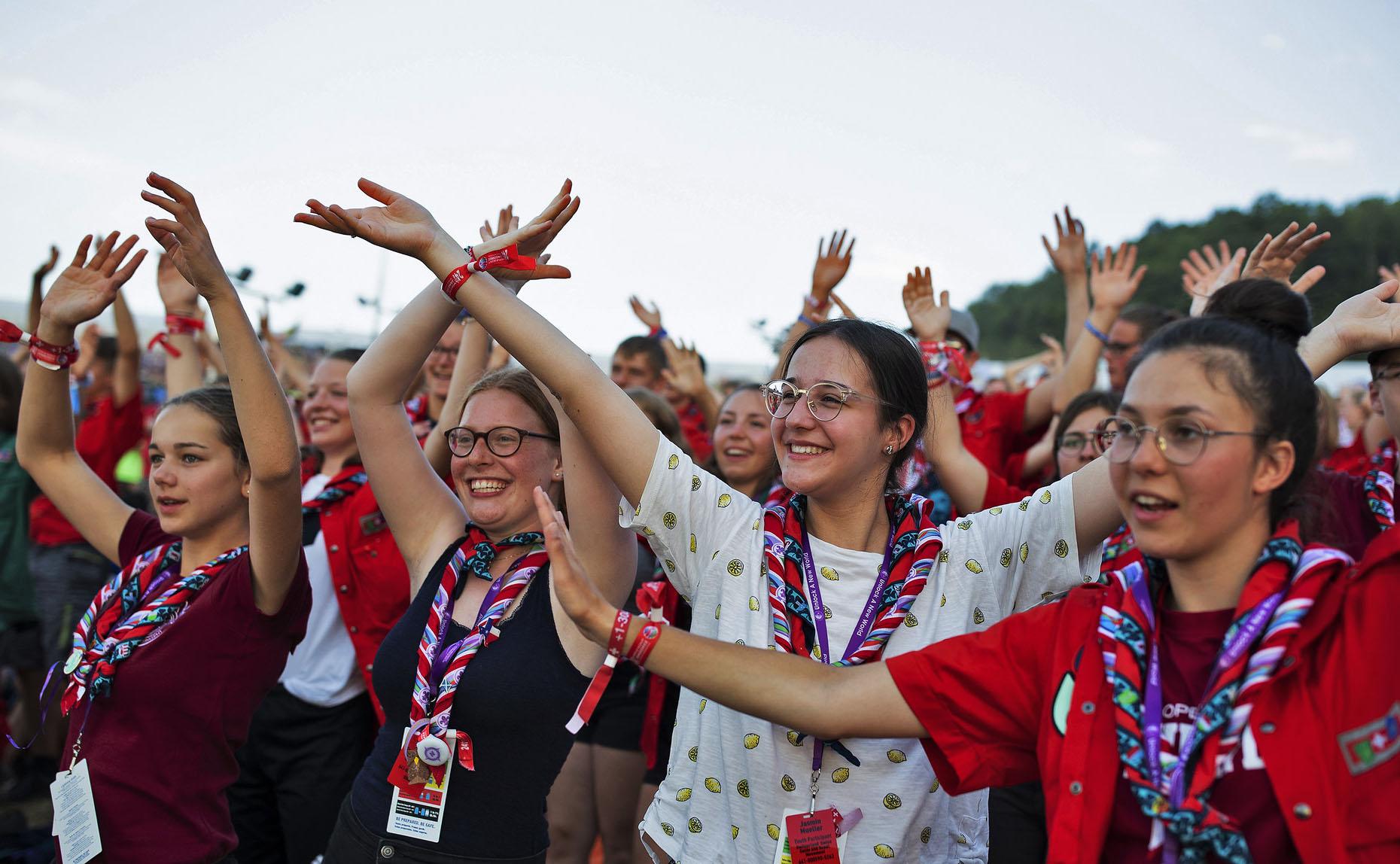 Mais de 45 mil pessoas participaram na Festa das Nações