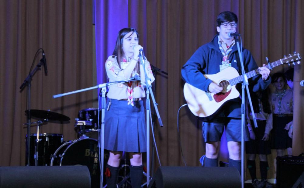 Vencedores da 11ª edição do Rock in Scouts.