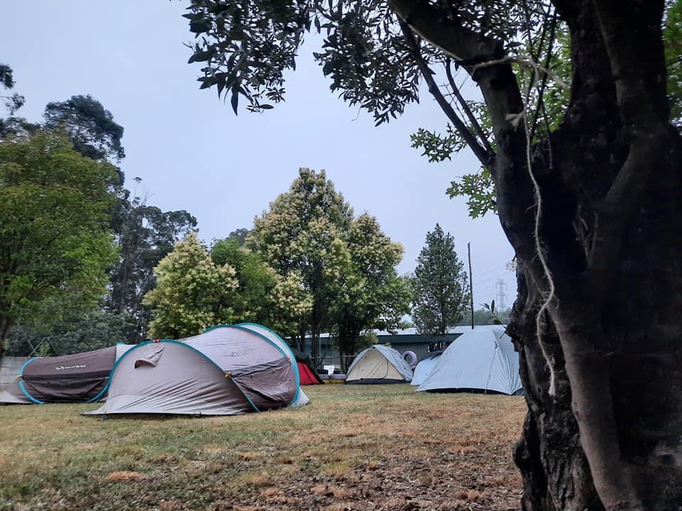 Acampamento clã - agrupamento 479 Alfena