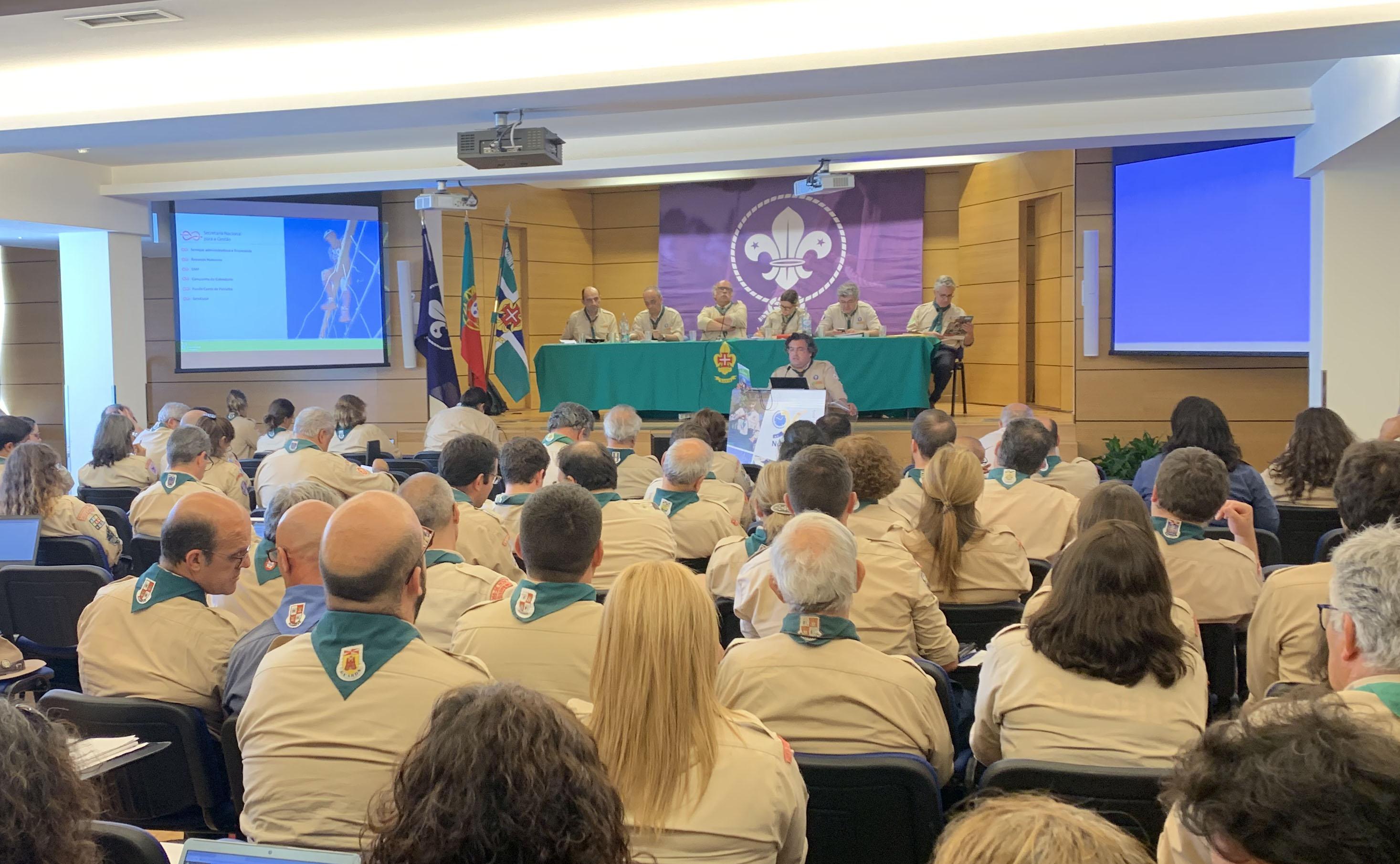 Conselho Nacional de Representantes decorreu em Fátima