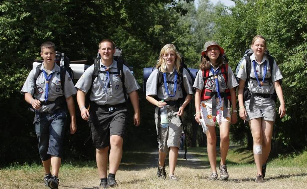Raparigas já fazem parte do Boys Scouts of America.